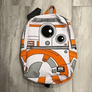 BB8 Star Wars Backpack